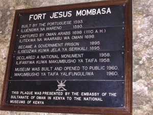 DSCN2679-Fort Jesus plaque showing dates
